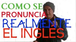pronunciación correcta del inglés part 1 lesson-4