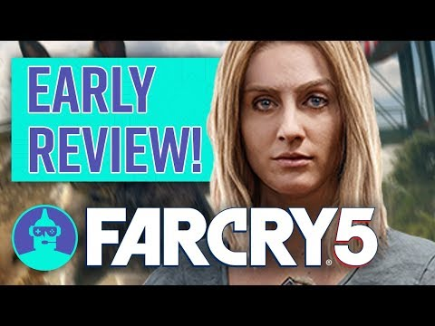 Far Cry 5 Hands-On Gameplay, Early Review & Highlights | The Leaderboard