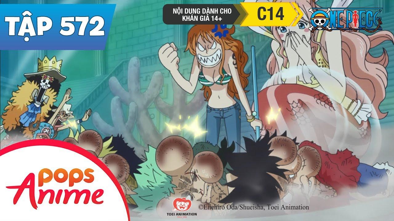 One Piece Tập 572 - Tương Lai Gian Khó. Cạm Bẫy Chực Chờ Ở Tân Thế Giới - Đảo Hải Tặc