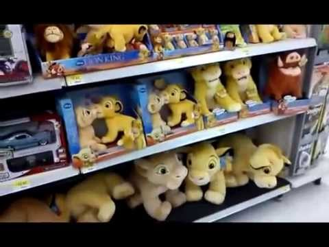 Lion King Exclusives At Walmart 2011 Youtube