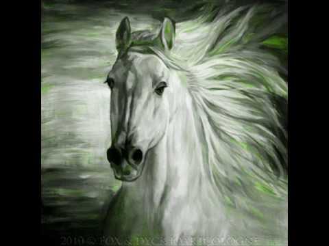 Jacky White Horses