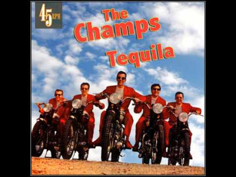Too Much Tequila  The Champs  1960