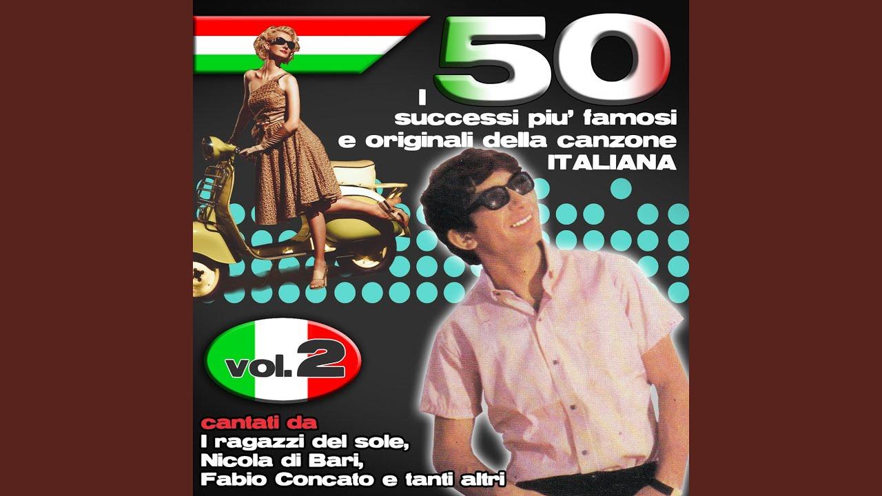 il mondo canzone italiana