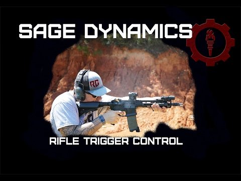 Proper Rifle Trigger Control for Speed and Accuracy   Locked