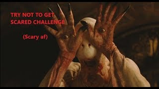 Try Not To Get Scared Challenge (Scary af)