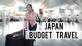 I messed up... lol. We travelled in Japan on a budget
