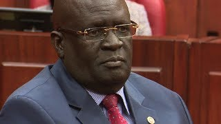 MAGOHA ON UNIVERSITY OF NAIROBI ALLEGATIONS OF PAYING RETIRED VICE CHANCELLORS FULL SALARY