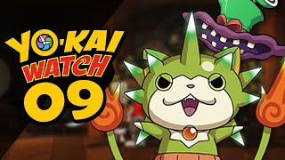 Yo-Kai Watch - Episode 9 | Fusion Time!