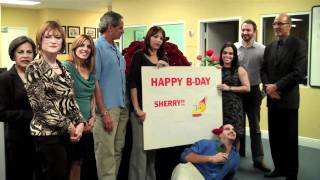 Happy Birthday Sherry!