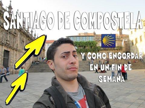 Santiago de Compostela y como engordar en un fin de semana | Viajes con Humor