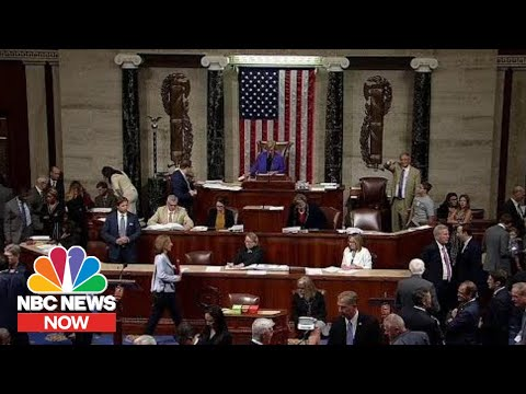 House Votes To Table Resolution To Impeach President Trump | NBC News Now The U.S. House votes to table a resolution from Democratic Rep. Al Green to impeach President Trump over racist comments he made about four ..., From YouTubeVideos