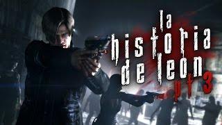 La historia de Leon Parte Final (Resident Evil 6)