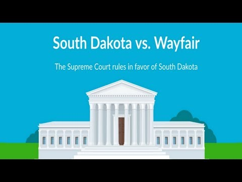 ** URGENT: South Dakota Vs Wayfair - How Internet Sales Tax Will Change eCommerce Forever
