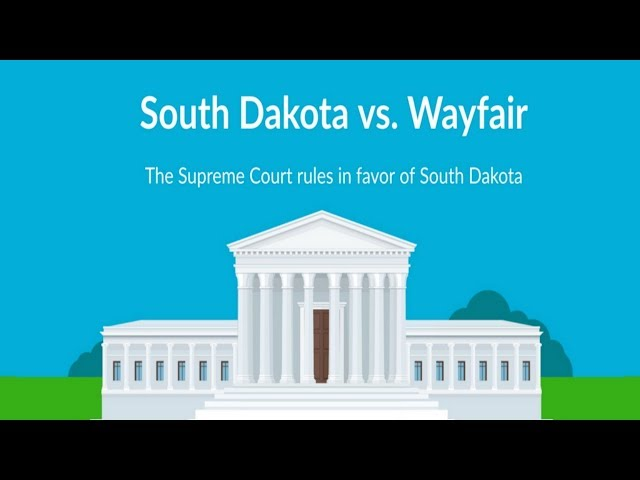 ** URGENT: South Dakota Vs Wayfair - How Internet Sales Tax Will Change eCommerce Forever