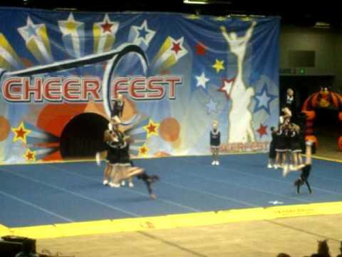 Cheerfest In Fayetteville, NC