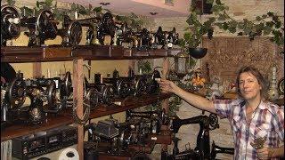 Коллекция швейных машинок