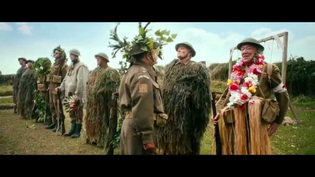 Dad's Army - Official Global Trailer (Universal Pictures ...