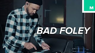 """Justin Timberlake - """"Say Something ft. Chris Stapleton"""" - Bad Foley"""