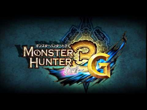MH3G 最終決戦 峯山龍ジエン・モーラン 戦闘BGM Extended for 30 minutes