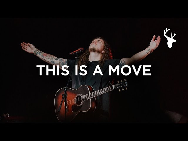 This Is A Move - Brandon Lake | Bethel Music Worship