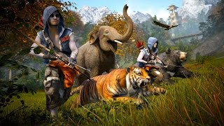 FAR CRY 4 ( PS3) Online Multiplayer Matches 2015 Part 3