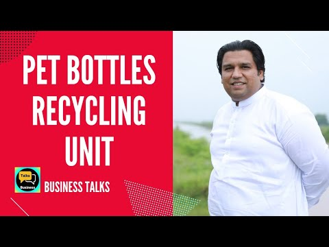 Pet Bottles Crushing Unit ( practical )