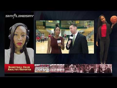 Sky Lindsay Basketball Color Analyst/Reporter.