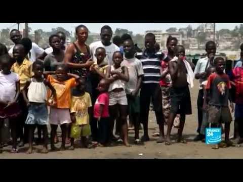 Billet retour à Monrovia, Liberia - 18/06/2013