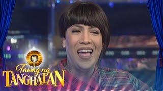 Tawag ng Tanghalan: Vice rants about love