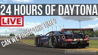 iRacing - 24 Hours Of Daytona | PART 2