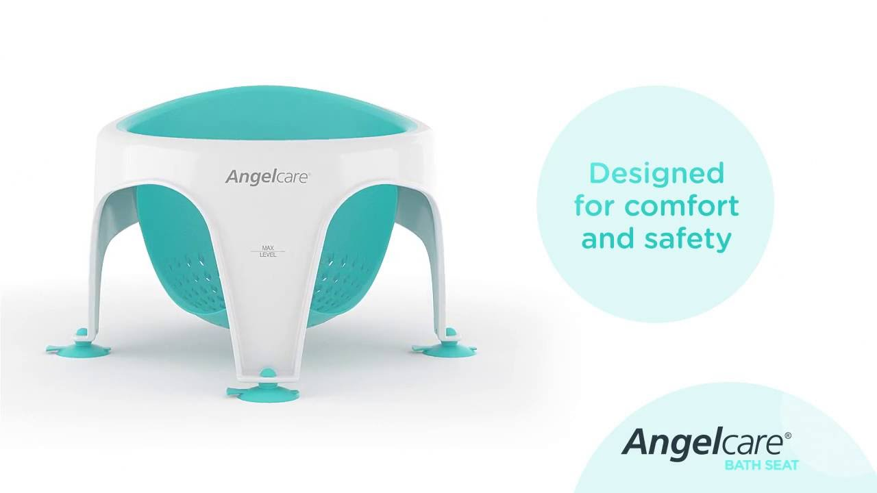 BuggyBaby - Angelcare Soft Touch Bath Seat - YouTube