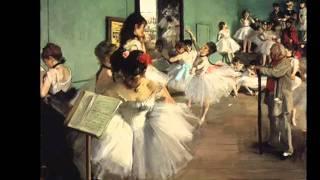 Degas, The Dance Class