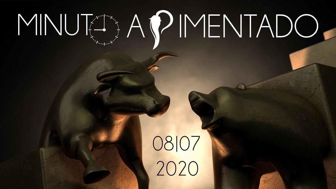 🌶 Minuto Apimentado 08/07/2020   Dr Pimenta