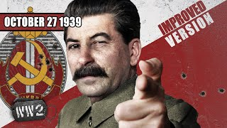 Stalin's Murderous Adventures - Occupation of Poland - WW2 - 009 - October 27, 1939 [IMPROVED]