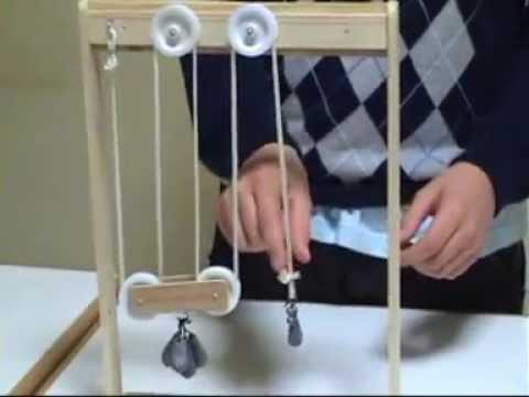 Máquinas Simples Y Mecanismos 1 Mpg Youtube