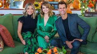 Bailee Madison stops by - Home & Family