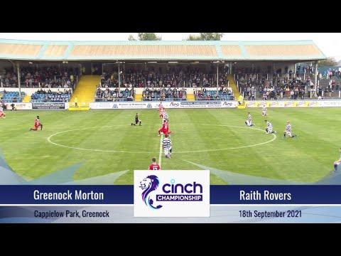 Morton Raith Goals And Highlights