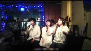 Let's show and tell / Acapella (cover) 20120506 @Blue Moon - melting tone -