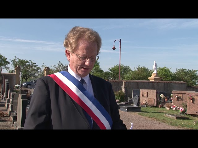 Le devoir de mémoire respecté à Amnéville et Malancourt