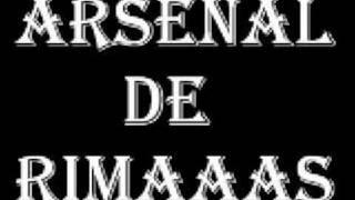 Arsenal De Rimas - Antes De Mi Tu