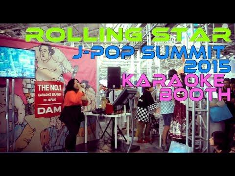ROLLING STAR J-POP SUMMIT 2015 Karaoke