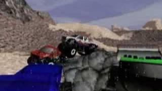 Monster Truck Madness Trailer