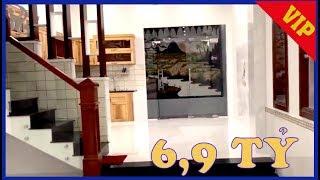 Nhà Đất Hoàng Hà Bán nhà hẻm Gò Vấp Nguyễn Oanh phường 6 giá 6,9 tỷ riêng chính chủ | Nhà Bán Gò Vấp