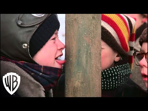 A Christmas Story: 30th Anniversary - Tongue Stuck - Own It Now
