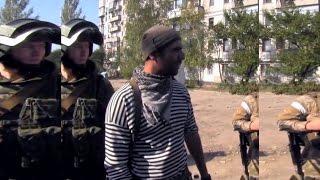 Как погиб Ялта в бою за аэропорт Донецка.