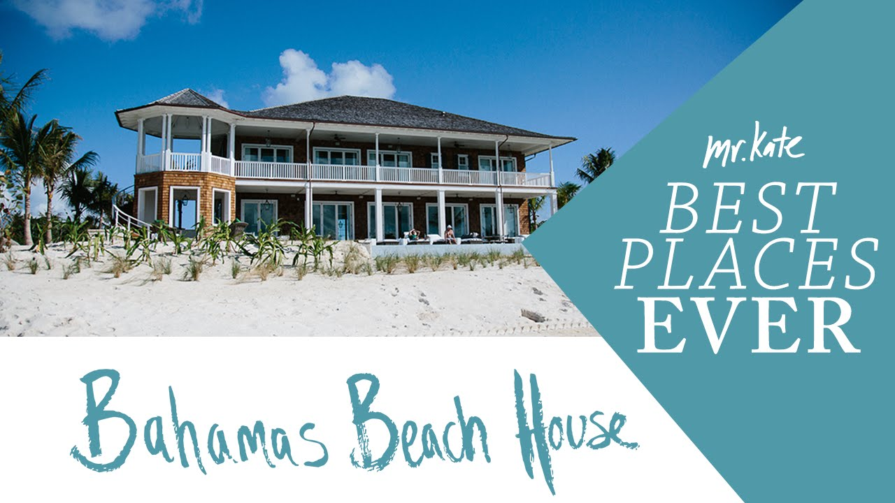 Best places ever bahamas beach house home tour for Best places for home decor
