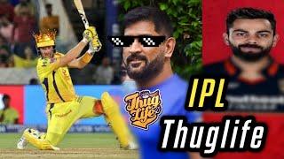Shane watson warrior   Ipl - Thuglife   THUG LIFE   Tamil thuglife   Tamil Thugism