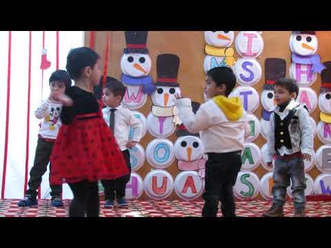 Kidzee Creative Cares Play Group kids Performance