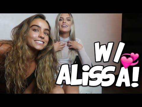 Q&A GOES WRONG! w/ Alissa Violet from YouTube · Duration:  10 minutes 39 seconds