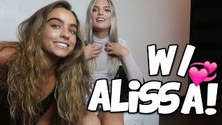 q goes wrong w alissa violet